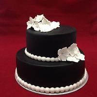 Mini Wedding Cake !!