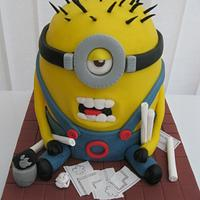 Minion for Student of Architecture