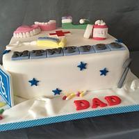 Old Man cake
