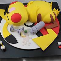 Pikachu 21st birthday