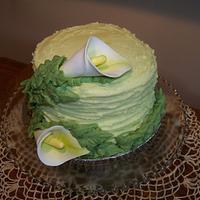 Nicolle's birthday cake