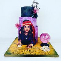 Médium cake