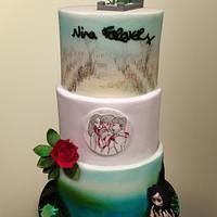 Nina Forever cake