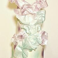 Wafer paper sails
