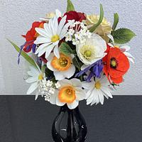 Spring bouquet by Anka