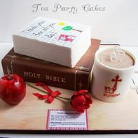 Teacher Appreciation Cake