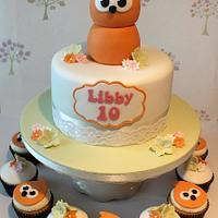 'Zingy' edf cake