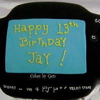 PSP cake
