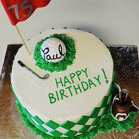 Golf birthday by MerMade
