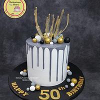 Murano Showpiece Cake