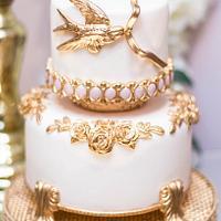 Mini gilded fairytale
