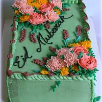 Eid Al Fitr Cake 2020
