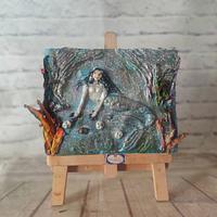 Dark Mermaid by Dr RB.Sudha