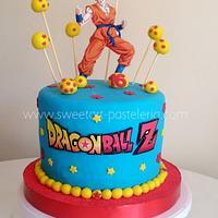 Torta Dragon Ball Z