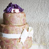 Klimt cake