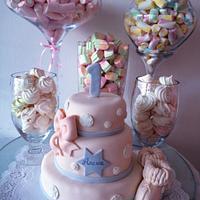 Litlle princes birthday cake