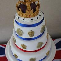 Better Late than Never - Jubilee Cake