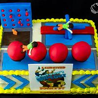 Wipeout Cake