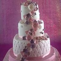 Baptism cake! 💞