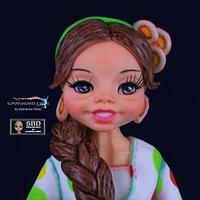 Candy doll - Sweet candy Collaboration