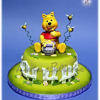 Greedy Winnie the pooh