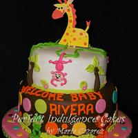 Baby Shower-Jungle Theme Baby Rivera