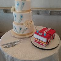 For the Bride and her Fireman