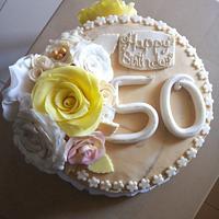 She's 50 by Tasha