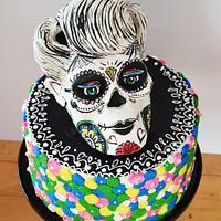 Sugar Skull Bakers 2015