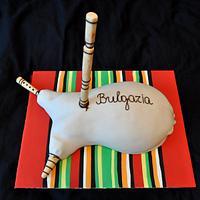 "Bulgarian ""pipe""  by Sabina"