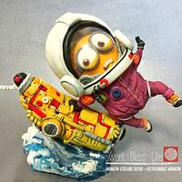 Minion Mayhem 2018- Astronaut Minion