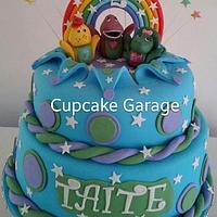 Barney & Friends Cake
