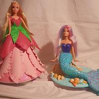 Mermaids Verses Fairys