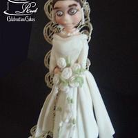 Mary, Crown Princess of Denmark - CPC Royal Wedding Dresses Collaboration