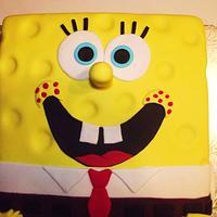 Sponge Bob by Jaimie Pereira