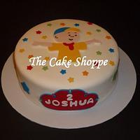 Miraculous Caillou Birthday Cake Cake By The Cake Shoppe Cakesdecor Funny Birthday Cards Online Bapapcheapnameinfo
