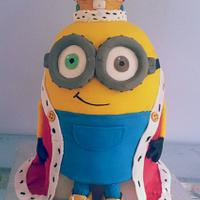 King Minion Bob