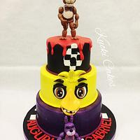 Five night cake