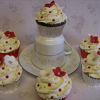 Wedding samples Red