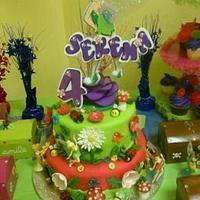 Tink Cake