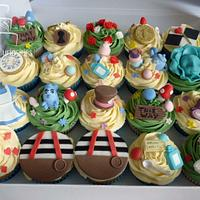Alice Cupcakes