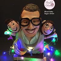 """Foad Al Mohandes""-Ramadan Egyptian Cakers Collaboration"