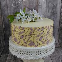 Spring-Cherryblossom Cake