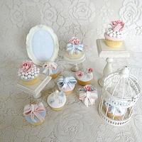Shabby Chic Cuppycakes