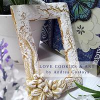Cookie Frame Deco