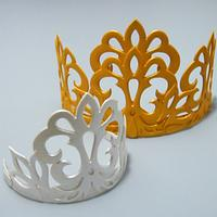 Quick and Easy Tiaras