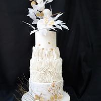 Wedding cake AVANT GARDE CAKES NEXT GENERATION