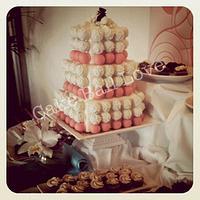 Cake ball cake squared
