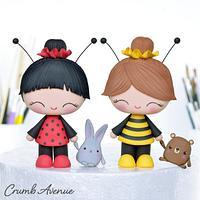 Bee and Ladybug ;)