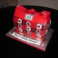 Coach Purse Cake by Kimberley Jemmott